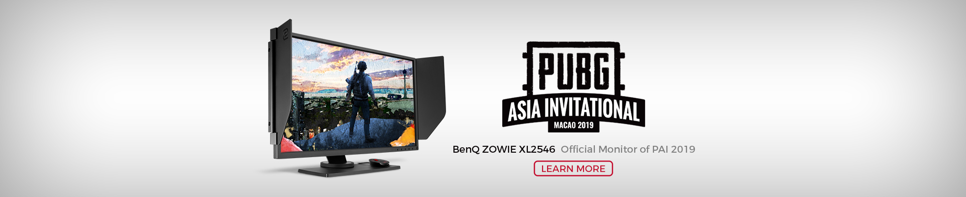 ZOWIE XL2546 240Hz Gaming monitor
