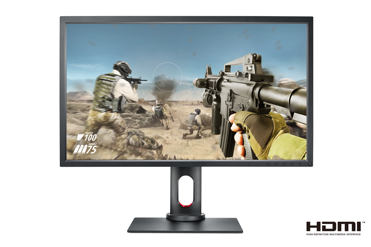 XL2731 Best 27 inch 144Hz Gaming Monitor - Front