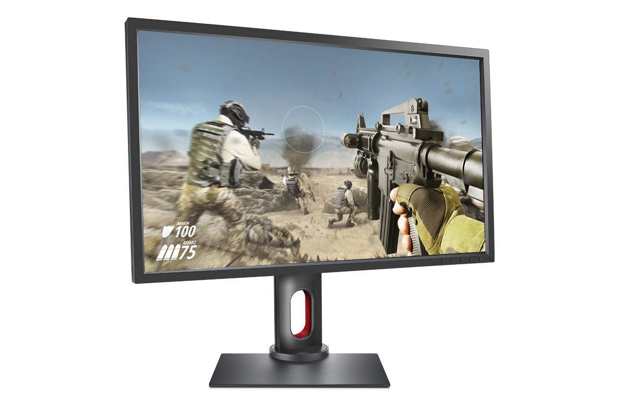 XL2731 Best 27 inch 144Hz Gaming Monitor - Right 45
