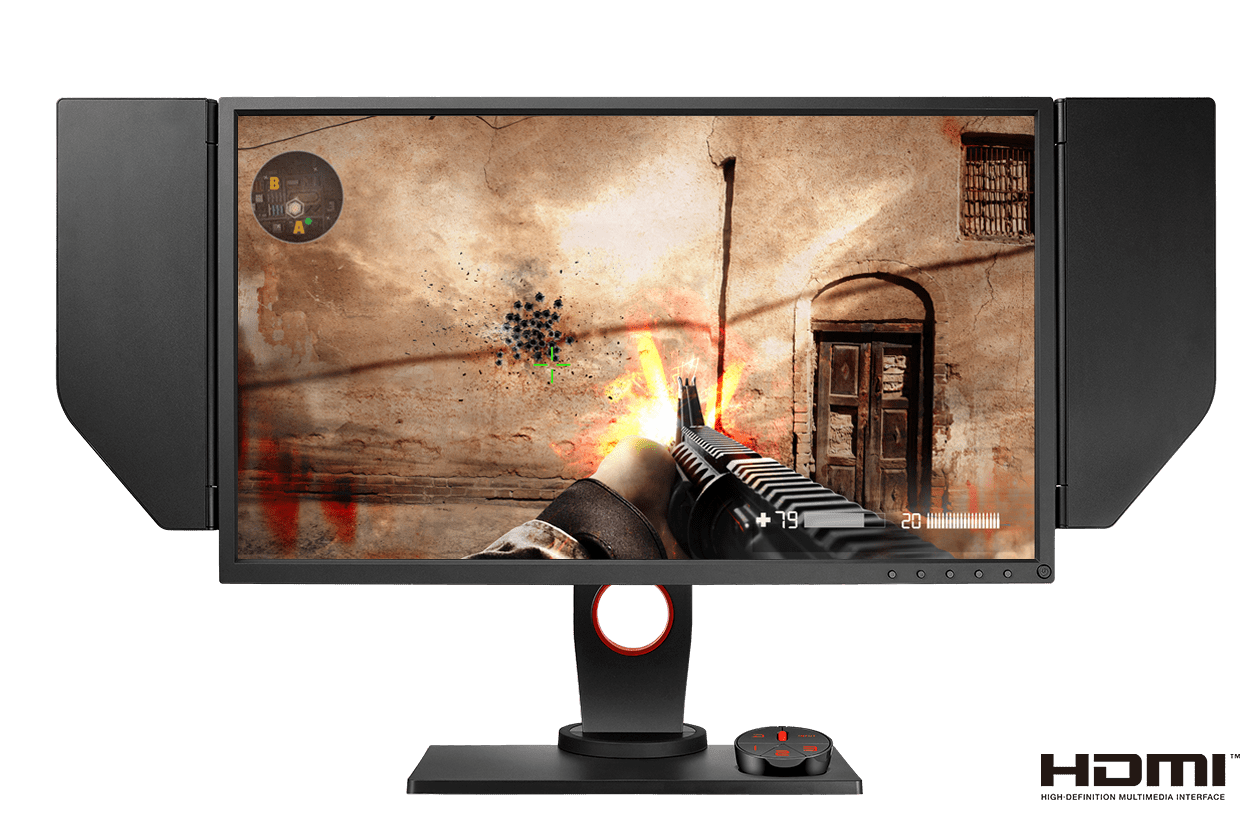 XL2746S Best 27inch 240Hz 0.5ms Gaming Monitor - Front