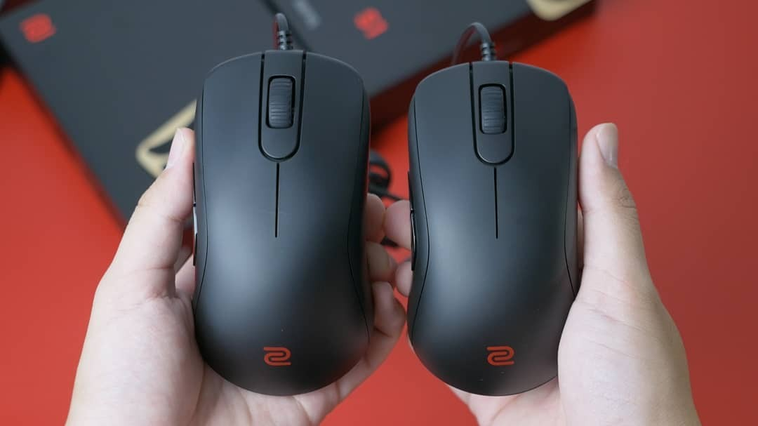 Mouse Gaming S series by crankytechid